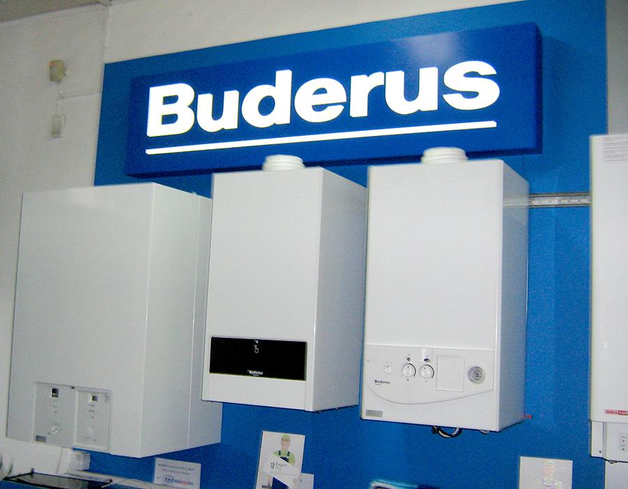 Stand expunere_Buderus